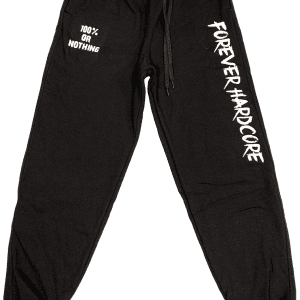 100% Or Nothing Bodybuilder Gym Sweat Pants