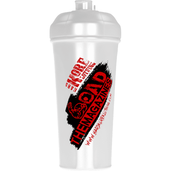 Load The Magazine Protein Shaker Cup