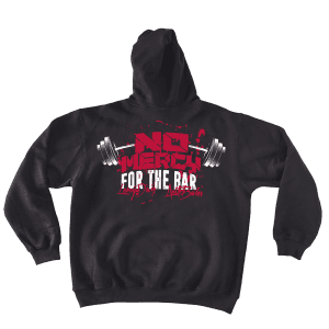 No Mercy For The Bar Hoodie