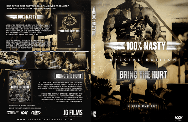 Bring The Hurt - 3 disc special edition
